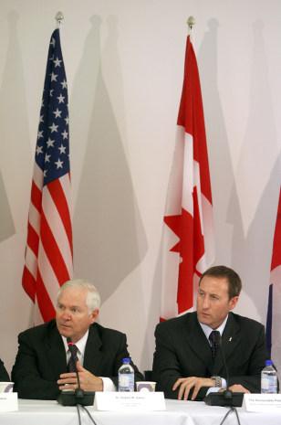 Image: Secretary of Defense Robert Gates