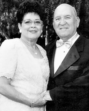Image: Alicia and Joseph Ortega