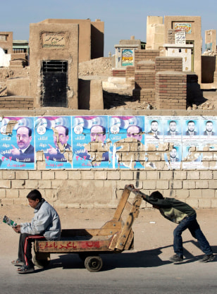 Image: Shiite election
