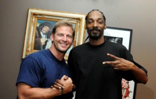 Image: Jason Cameron and Snoop Dogg