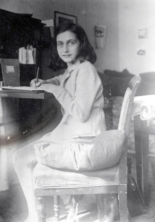 Image: Anne Frank