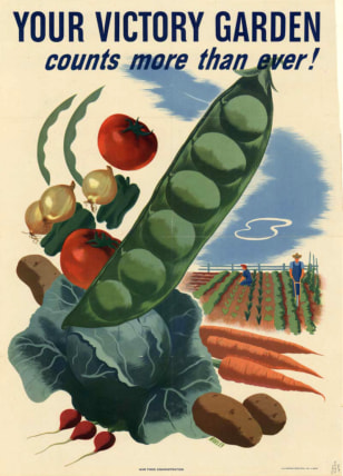 Image: Victory Garden poster