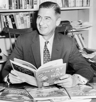 Image: Ted Geisel (Dr. Seuss)