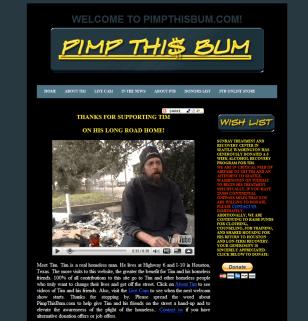Image: Website pimpthisbum.com