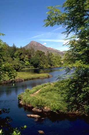 Image: Ballynahinch Lake