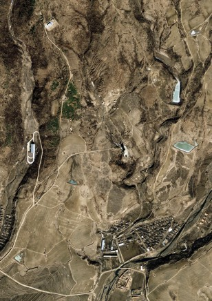 Image: North Korean missile facility