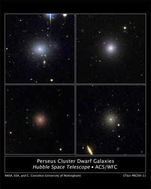 Image: dwarf galaxies