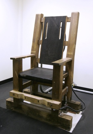Image: 'Old Sparky'