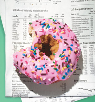 Image: doughnut