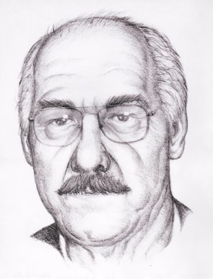 Image: Sketch of Abu Ibrahim