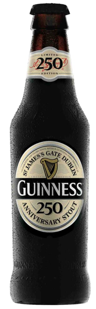 Image: Guinness 250 Anniversary Stout