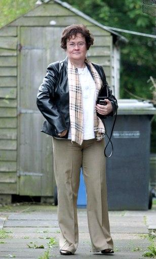 Image: Susan Boyle