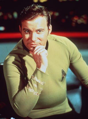 Image: William Shatner