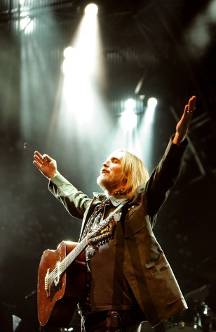 Image: Tom Petty performs