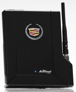 Image: Cadillac Wi-Fi router