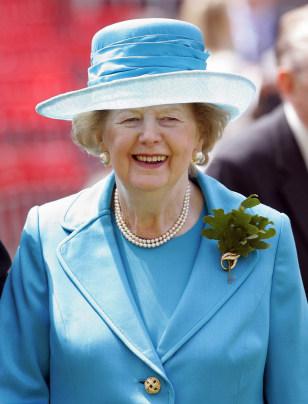 Image: Baroness Margaret Thatcher
