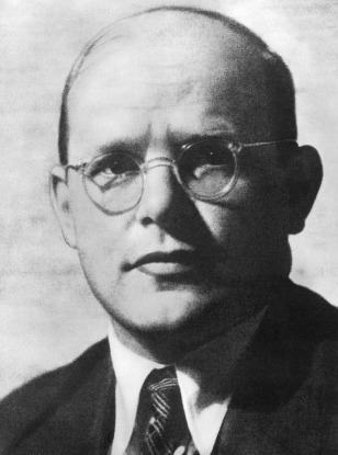 Image: Dietrich Bonhoeffer