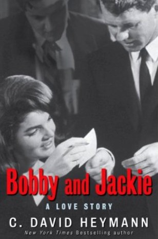 "Image: ""Bobby and Jackie: A Love Story"" by C. David Heymann"