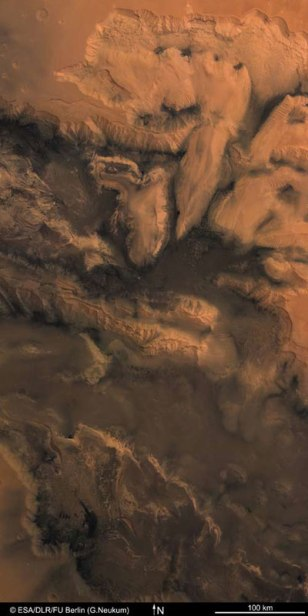 Image: Valles Marineris
