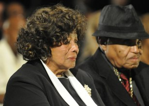 Image: Joe and Katherine Jackson