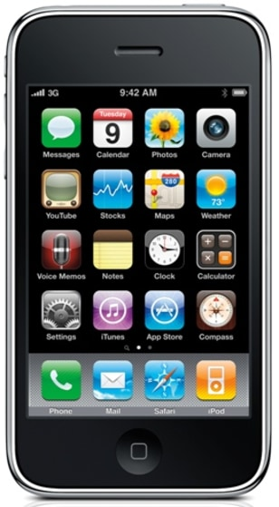 Image: Apple iPhone 3GS