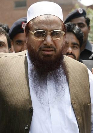 Image: Hafiz Muhammad Saeed, leader of Lashkar-e-Taiba