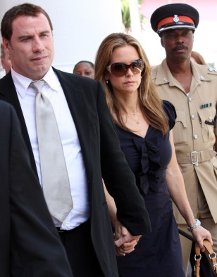 Image: John Travolta, Kelly Preston