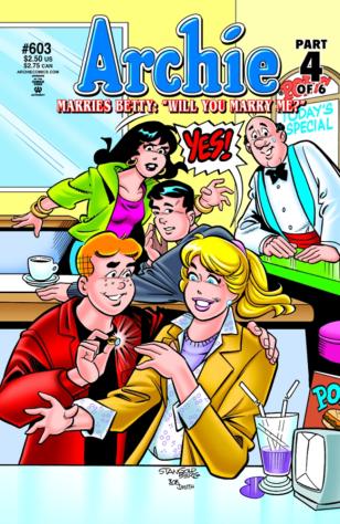 Image: Archie Comics #603