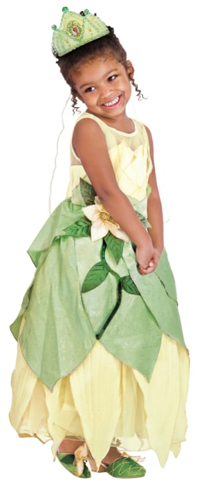 Image Princess Tiana costume  sc 1 st  NBC News & Opinion: More black characters for Halloween - US news - Life - Race ...