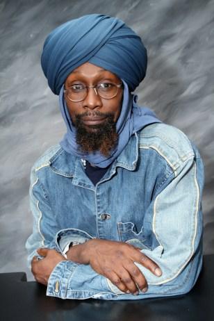 Image: Imam Luqman Ameen Abdullah, imam of the Masjid Al-Haqq mosque in Detroit.