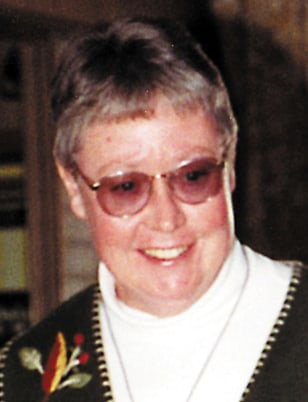 Image: Sister Marguerite Bartz