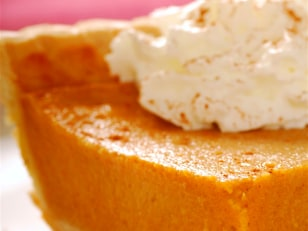 Image: Pumpkin pie