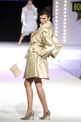 Image: Argentinian model Solange Magnano