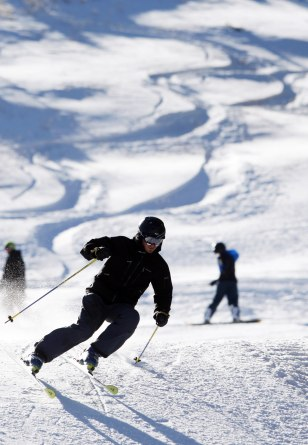 Image: Loveland Ski Area in Georgetown, Colo.