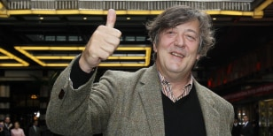 Image: Stephen Fry
