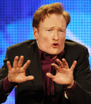 Image: Conan O'Brien