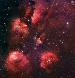 Image: Cat's Paw Nebula