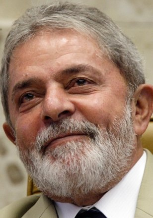 Image: Brazil's President Luiz Inacio Lula da Silva smiles as he attends the opening of the judicial year at the Brazilian Supreme Court in Brasilia