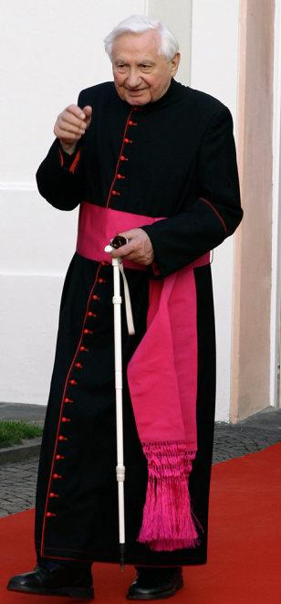 Image: Georg Ratzinger