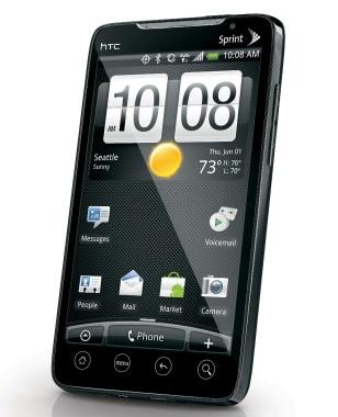 Image: HTC Evo 4G