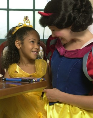 Be A Princess For A Day At Disney World Travel Family