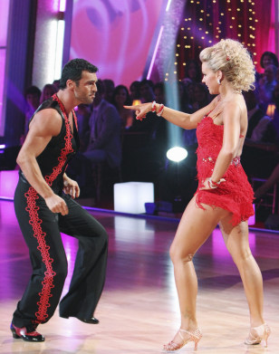 "Image: Kate Gosselin on ""Dancing"""