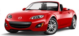Image: Mazda Miata