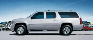 Image: Chevrolet Suburban