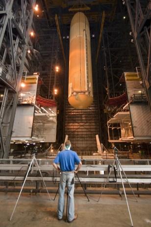 Image: Atlantis fuel tank
