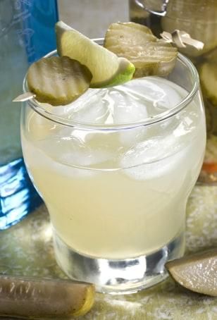 Image: A Picklet cocktail