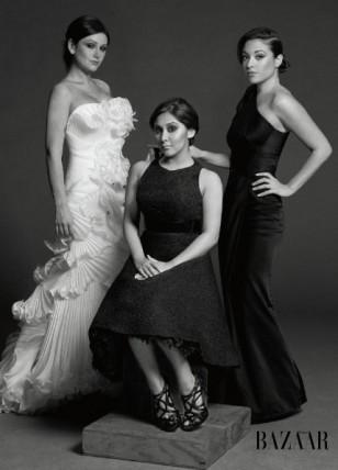 Image: Cover of Harper's Bazaar