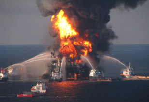 Image: Deepwater Horizonoil rig