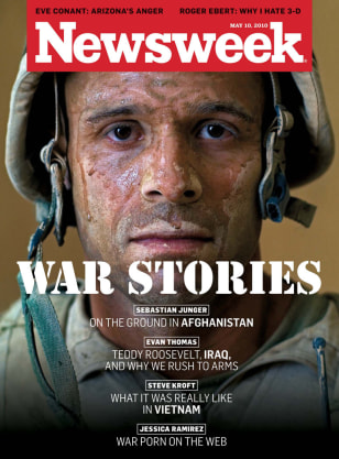 Image: May 10, 2010, Newsweek  cover