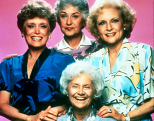 Image: Rue McClanahan, Bea Arthur, Betty White, Estelle Getty